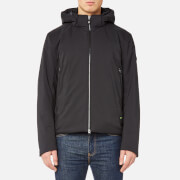 BOSS Green Men's Jadd Zipped Jacket - Black - XL - Black
