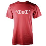 Men's Cute Cat Jemoticon T-Shirt