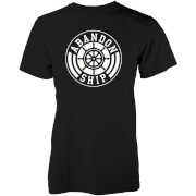 Abandon Ship Team Logo Heren T-shirt - Zwart