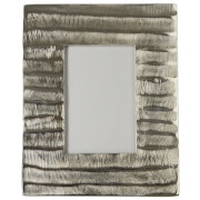 Fifty Five South Kensington Townhouse Photo Frame - Grind Nickel Finish 4