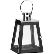 Fifty Five South Regents Park Small Lantern - Black
