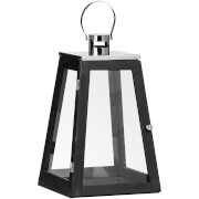 Fifty Five South Regents Park Large Lantern - Black