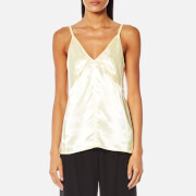 Helmut Lang Women's Deconstructed Slip Top - Linen - L - White