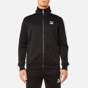 Puma Men's Archive T7 Track Full Zip Jacket - Puma Black