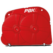 PBK Bike Travel Case – Red