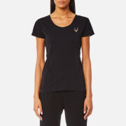Lucas Hugh Women's Core Technical T-Shirt - Black - L - Black