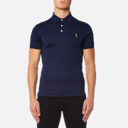 Polo Ralph Lauren Men's Pima Soft Touch Slim Fit Polo Shirt - Navy