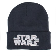 Star Wars Men's Logo Beanie - French Navy