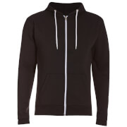 Advocate Men's Berkley Zip Through Hoody - Black