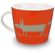Scion Mr. Fox Mug - Spiced Orange
