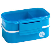 Grub Tub Lunch Box (2 Containers) Blue