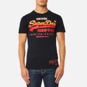 Superdry Men's Premium Goods Lite T-Shirt - Eclipse Navy