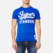 Superdry Men's Standard Issue T-Shirt - Nautical Blue