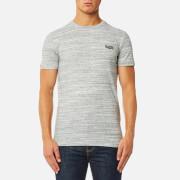 Superdry Men's Orange Label Vintage Embroidered T-Shirt - Pumice Grit