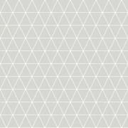 Superfresco Easy Triangolin Geometric Wallpaper - Grey