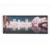 Art For The Home Central Park New York Printed Canvas Wall Art