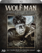 The Wolf Man: Complete Legacy Collection