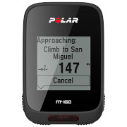 Polar M460 GPS Bike Computer – Black