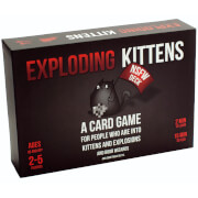 Image of Exploding Kittens Card Game NSFW Edition