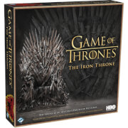 Image of HBO Game of Thrones - The Iron Throne Board Game