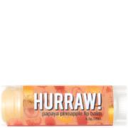 Hurraw! Papaya Pineapple Lip Balm