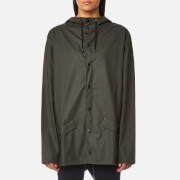 RAINS Jacket - Green - XXS-XS - Green