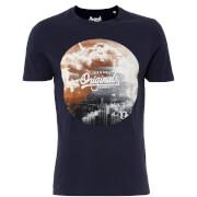 Camiseta Jack & Jones Originals Arco - Hombre - Azul marino