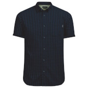 Jack & Jones Originals Men's Jamey Short Sleeve Shirt - Total Eclipse