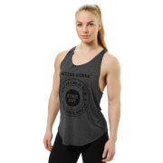 Better Bodies Bowery Tank Top - Antracite Melange