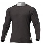 GASP Broad Street Long Sleeve Sweatshirt - Dark Grey