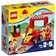 LEGO DUPLO: La voiture de course de Mickey (10843)