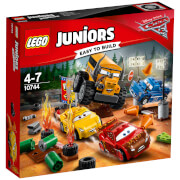 LEGO Juniors: Cars 3 Thunder Hollow Crazy 8 Race (10744)