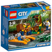 LEGO City: Jungle Starter Set (60157)