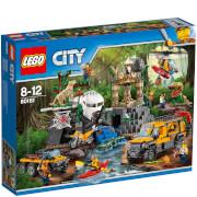 LEGO City: Dschungel-Forschungsstation (60161)