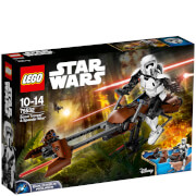 LEGO Star Wars: Scout Trooper™ y Speeder Bike™ (75532)