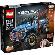 LEGO Technic: Allrad-Abschleppwagen (42070)