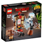 The LEGO Ninjago Movie: Área de entrenamiento de Spinjitzu (70606)