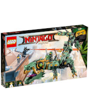 The LEGO Ninjago Movie: Green Ninja Mech Dragon (70612)
