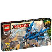 The LEGO Ninjago Movie: Lightning Jet (70614)