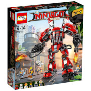 The LEGO Ninjago Movie: Kai's Feuer-Mech (70615)