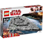 LEGO Star Wars Episode VIII: Premier Ordre Star Destroyer (75190)