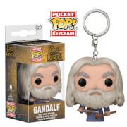 Der Herr der Ringe Gandalf Pocket Pop! Vinyl Schlüsselanhänger