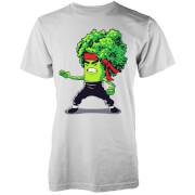 Brocco Lee Männer T-Shirt - Weiß