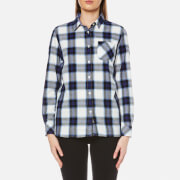 Barbour Women's Headland Shirt - Blue Check