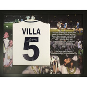 Click to view product details and reviews for Ricky Villa 1981 Cup Final Signed And Framed Shirt.