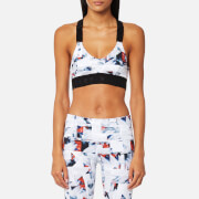 Varley Women's Gale Sports Bra - Geo Print