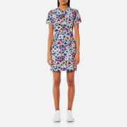 Love Moschino Women's Heart T-Shirt Dress - Multi