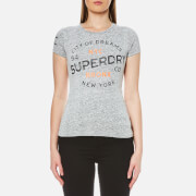 Superdry Women's City of Dreams T-Shirt - Black