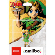 Link (Majora's Mask) amiibo (The Legend of Zelda Collection)