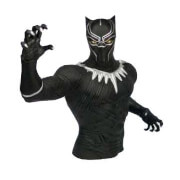Marvel Bust Coin Bank - Black Panther